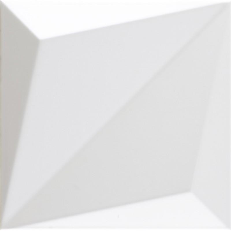 DUNE ORIGAMI WHITE 25X25 GAT.1