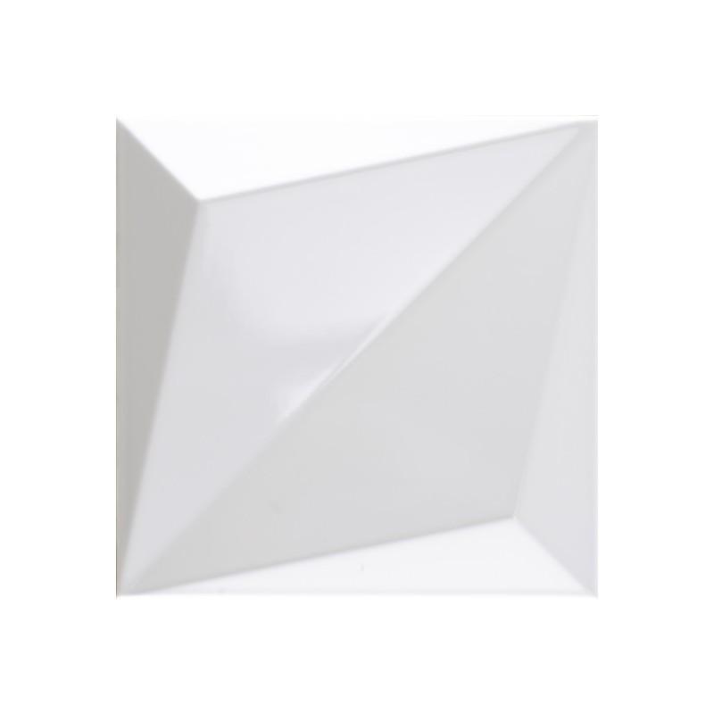DUNE ORIGAMI WHITE GLOSS 25X25 GAT.1