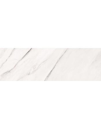 OPOCZNO CARRARA CHIC WHITE GLOSSY 29x89 GAT.1