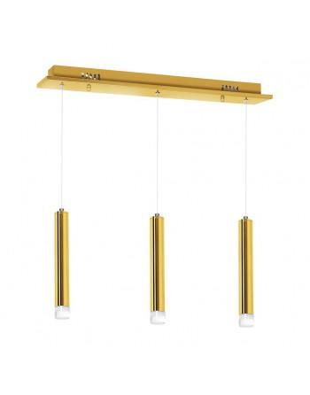 LAMPA WISZĄCA MILAGRO GOLDIE 3x5W LED ML5714