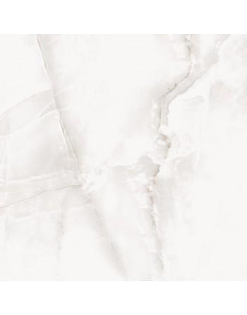 EGO CERAMICS WHITE ONYX POLISHED 60x60 GAT.1