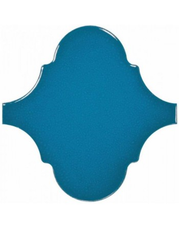 EQUIPE ALHAMBRA ELECTRIC BLUE 12X12 GAT.1